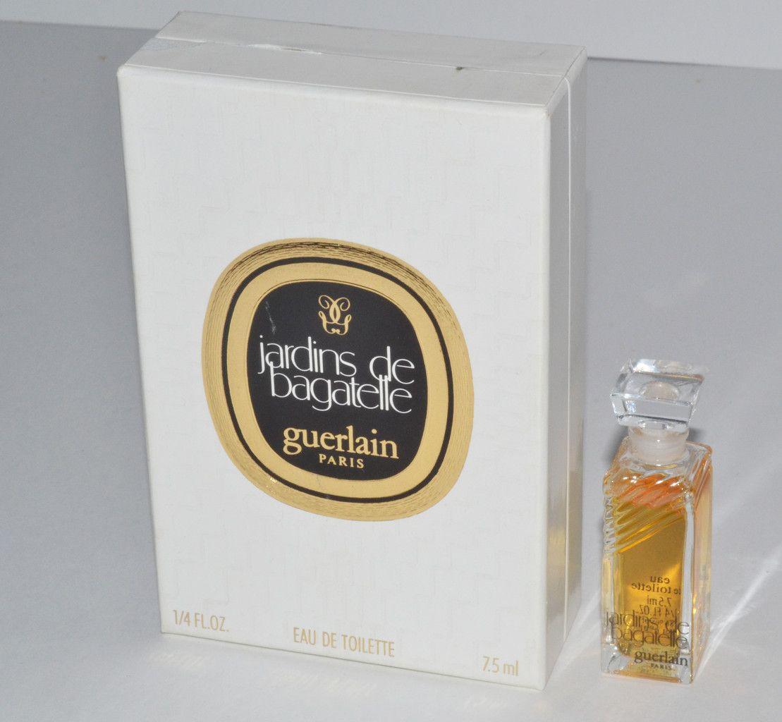 Jardins De Bagatelle By Guerlain | Vintage Perfume, Vintage ... à Jardin De Bagatelle Guerlain