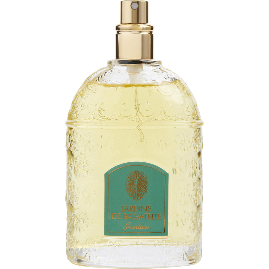 Jardins De Bagatelle Eau De Parfum Spray 3.3 Oz *tester serapportantà Jardin De Bagatelle Guerlain