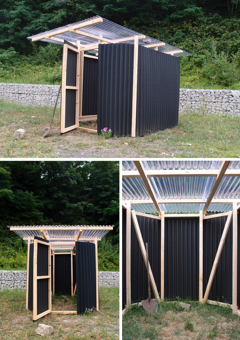 Je Construis Mon Abri ... - Constructifs encequiconcerne Construction Abris De Jardin