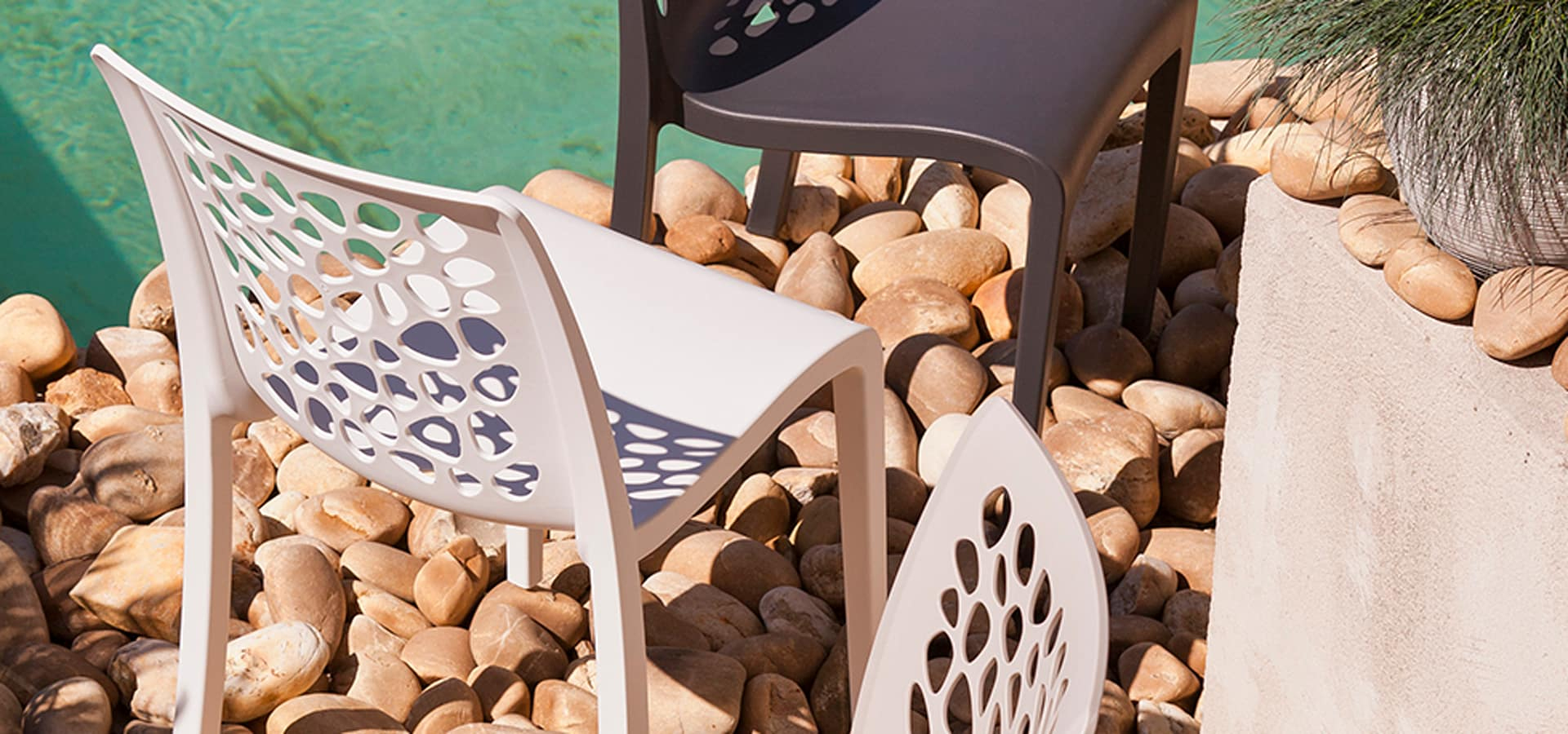 Jessica Guillot: Tulip Chair - Grosfillex   Homify intérieur Chaise De Jardin Grosfillex