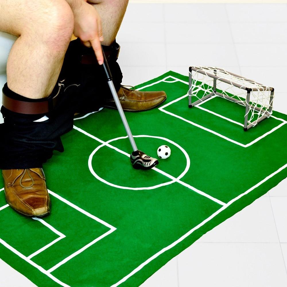 Jeu De Foot Pour Toilettes À 9,72 € concernant Goal De Foot Pour Jardin