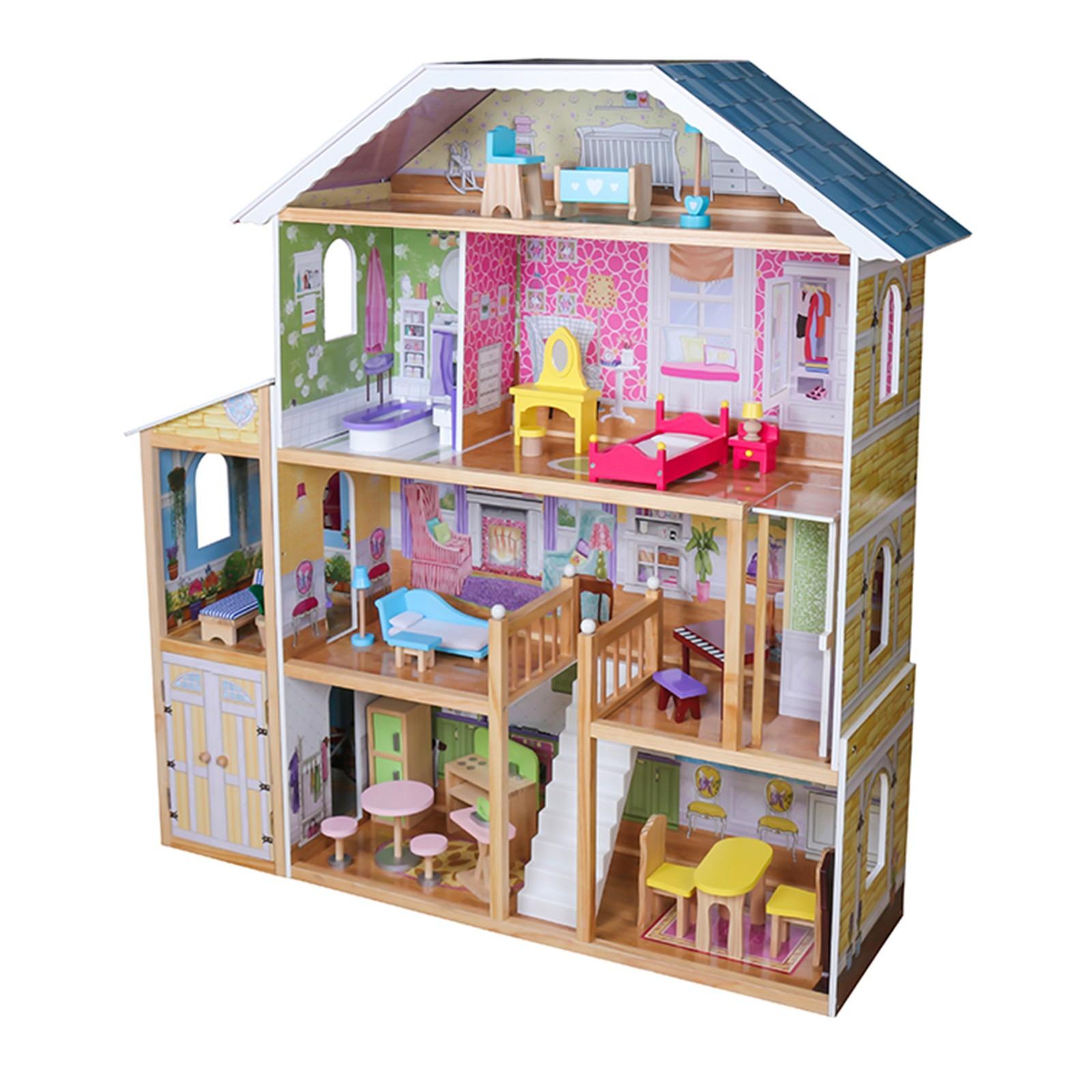 Jeux Et Jouets Poupées Et Accessoires Poupées Et Accessoires ... avec Maisonette Enfant Jardin