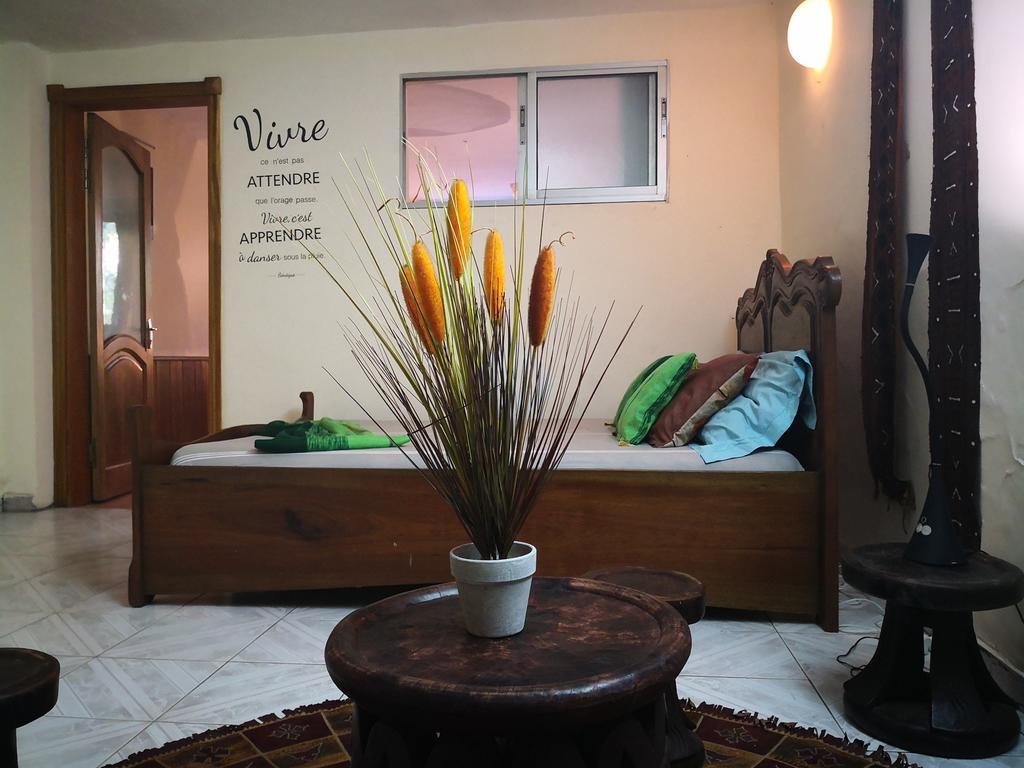 Joli Jardin En Ville (Kamerun Yaoundé) - Booking destiné Forage Jardin
