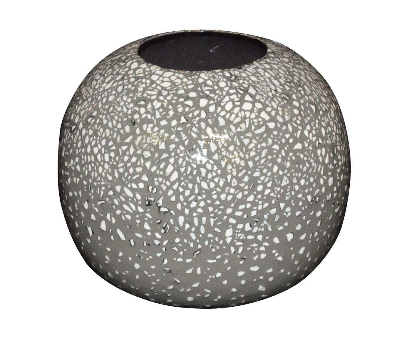 Joli Vase Boule Céramique Coquille D'oeuf intérieur Boule Céramique Jardin