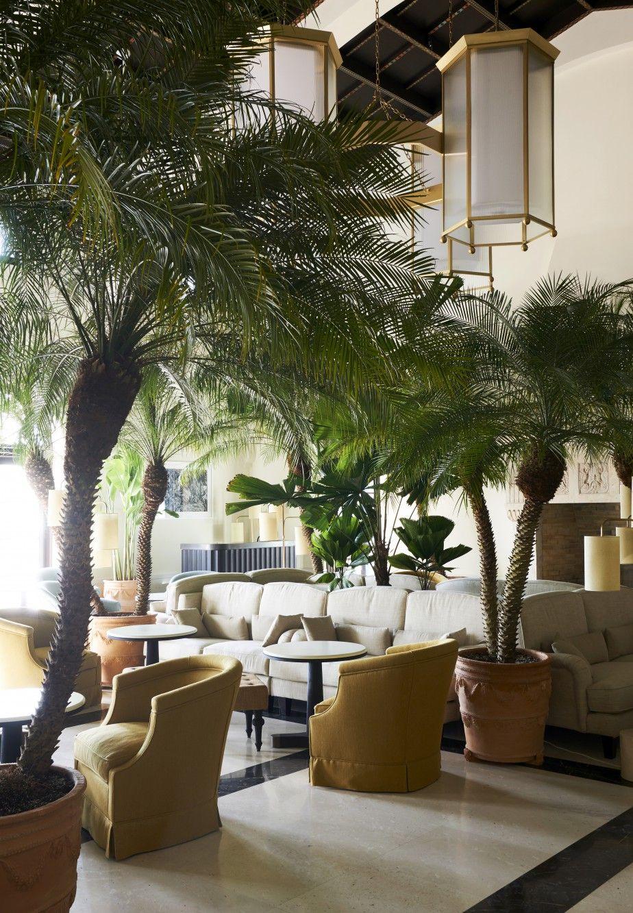 Joseph Dirand Architecture - The Surf Club - Four Seasons ... concernant Salon De Jardin Design Luxe