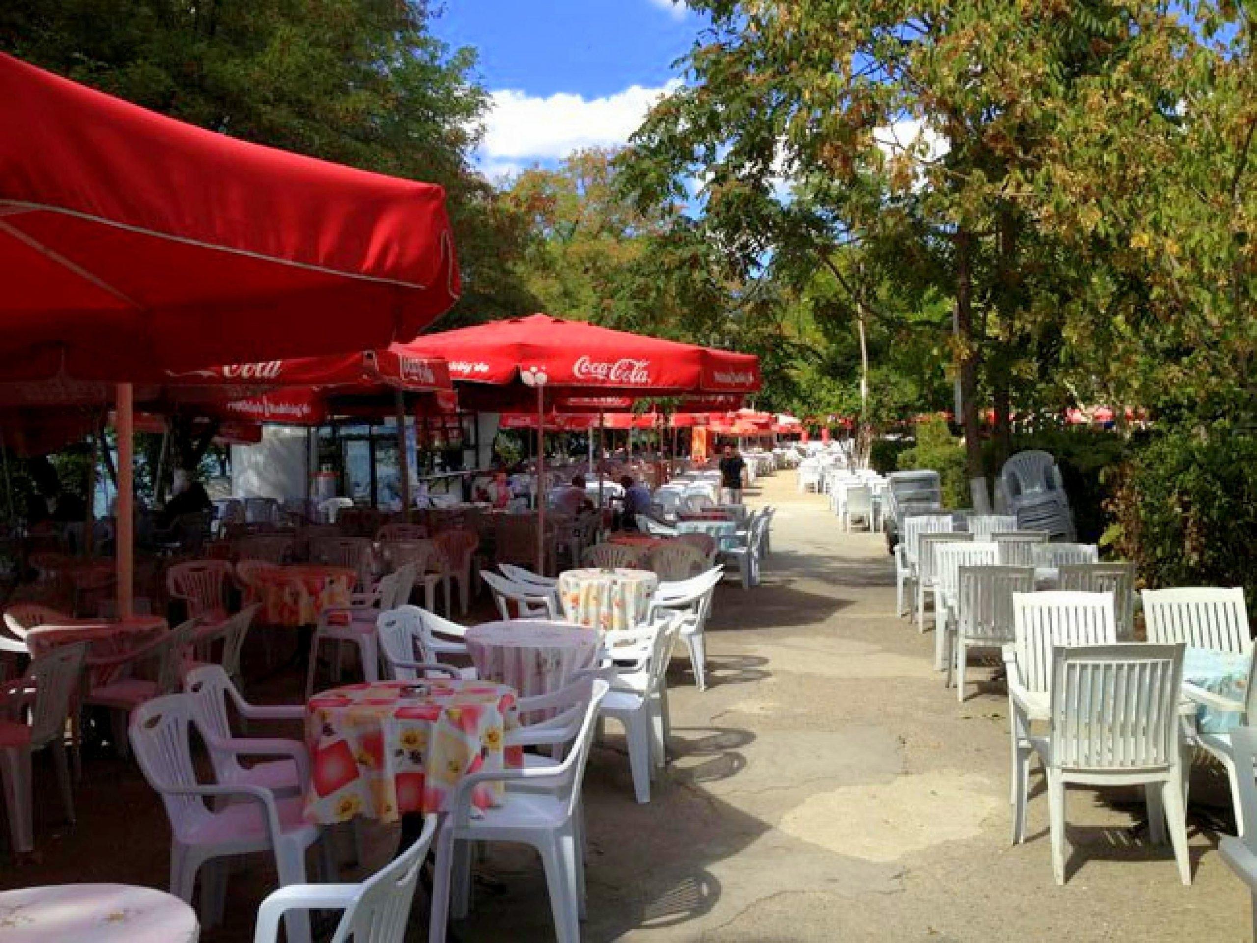 """Kadiköy """" Moda Aile Çay Bahçesi """" dedans Cabane De Jardin Occasion"""