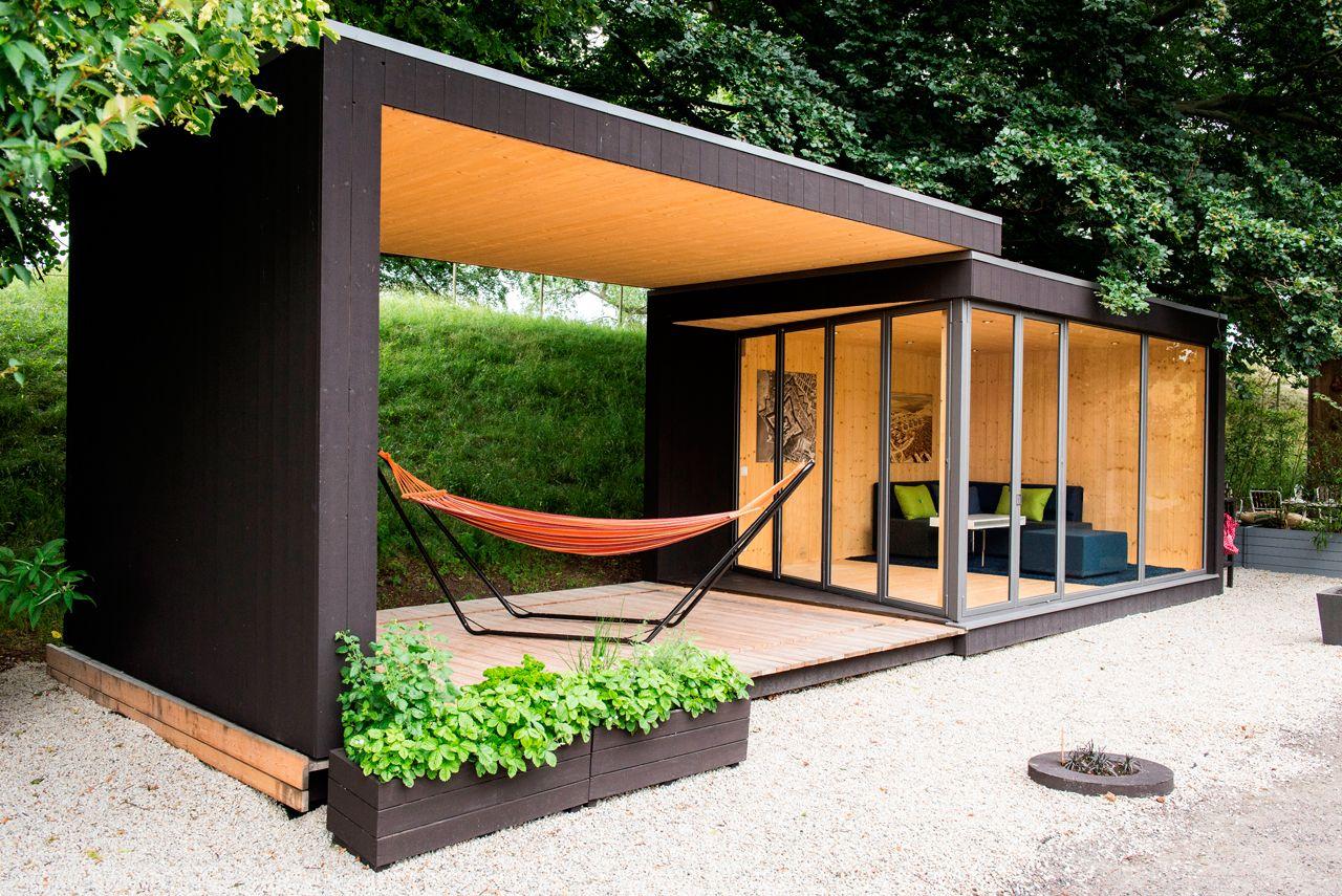 Kenjo-Outdoor-Cottage-1 | Architecture En 2019 | Chalet De ... encequiconcerne Abri De Jardin Habitable