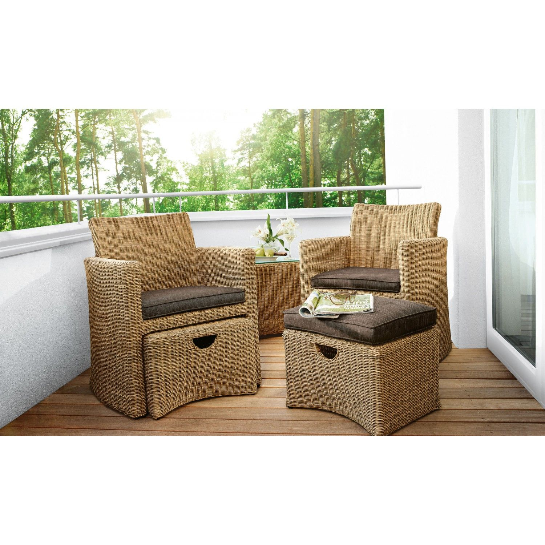 Kettler Hks Sessel Set / Lounge Set Cupido Produktbild 1 ... destiné Kettler Mobilier De Jardin
