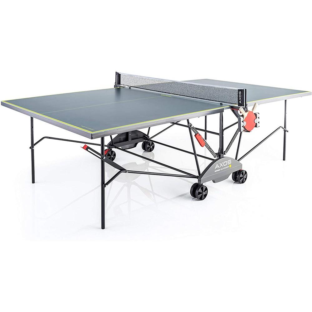 Kettler | Tennis De Table Outdoor 3 - Plateau Gris - En ... encequiconcerne Table De Jardin Kettler