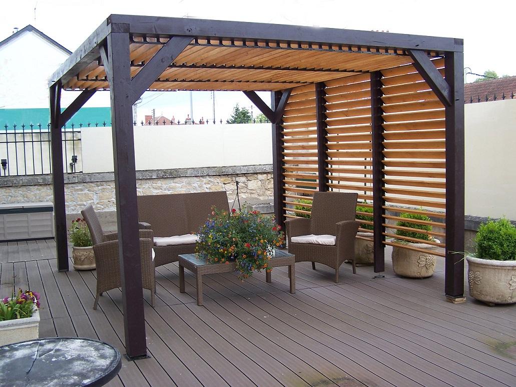 Kiosque Pour Jardin Fer Forge intérieur Kiosque De Jardin En Fer Forgé