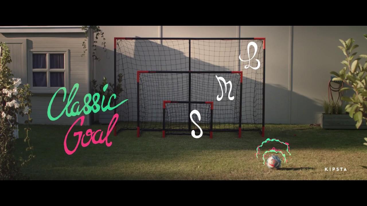 Kipsta : Classic Goal avec But De Foot Pour Jardin