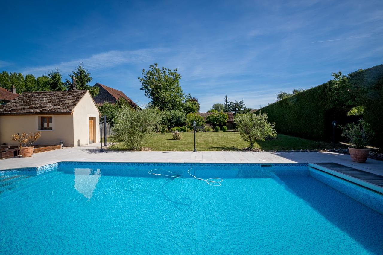 Kır Evi Le Jardin De Maurice (Fransa Sainte-Marie-La-Blanche ... tout Location Rez De Jardin Dijon