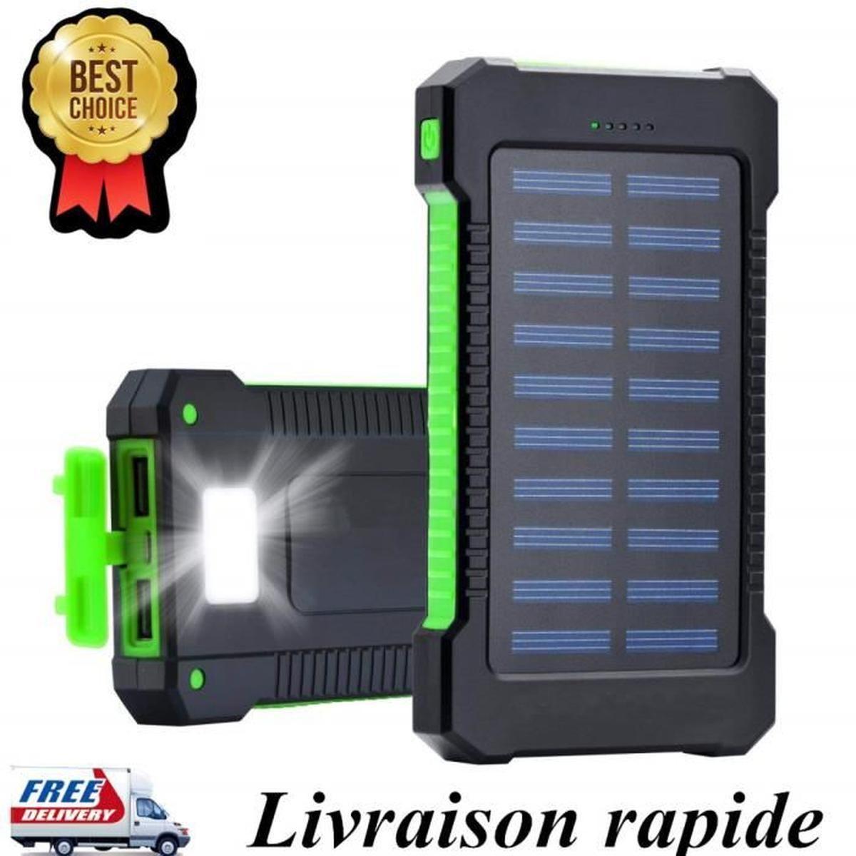 Kit Lampe Solaire Avec Batterie avec Pile Pour Lampe Solaire De Jardin