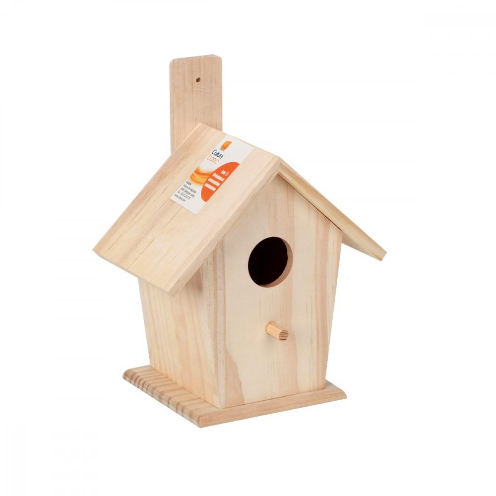 Kit Nichoir Pour Enfants Jardin Nichoirs Jardin Oiseaux Et ... destiné Abri Oiseau Jardin