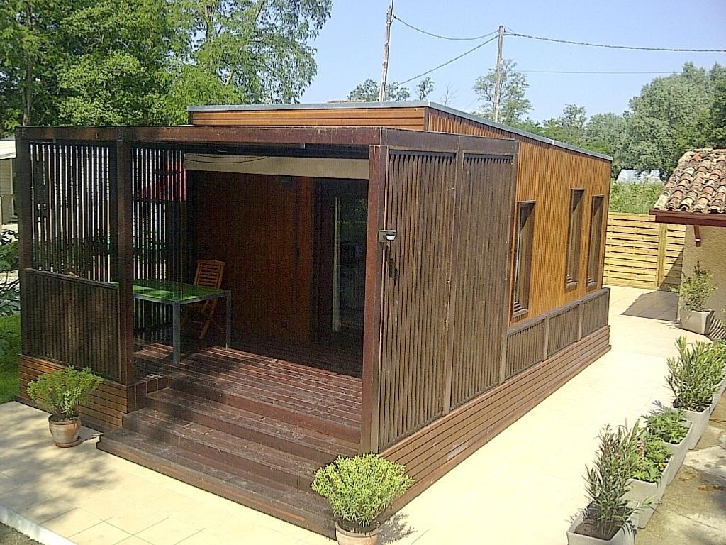 Kit&a - Sur Mesure - Studio De Jardin + 20 M² avec Studio De Jardin Habitable
