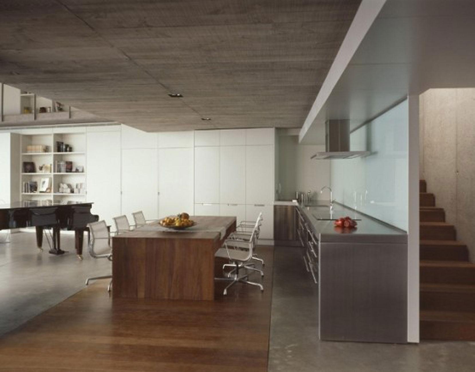 La Casa Jardín Del Sol, Modern Glass House Design With ... encequiconcerne Casa Table De Jardin