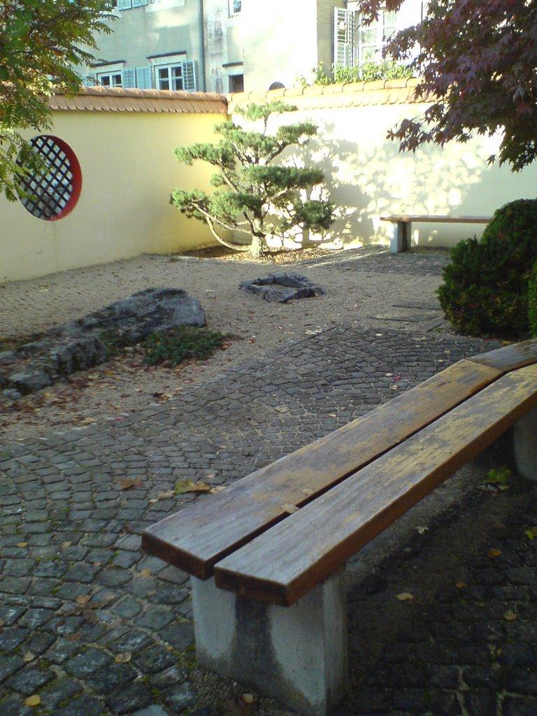La Chaux-De-Fonds, Jardin Japonais | Mapio pour Chaux Jardin