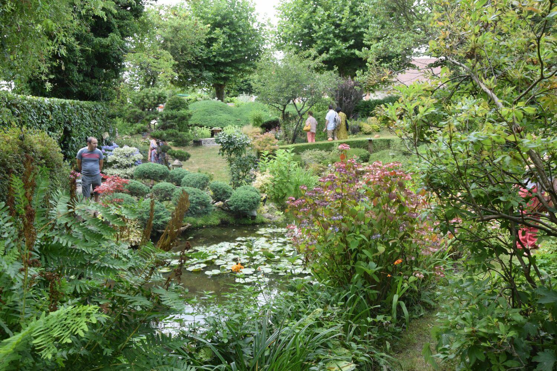 La Chaux | Visite Du Jardin Des Sources Organisée Le 15 Juillet avec Chaux Jardin