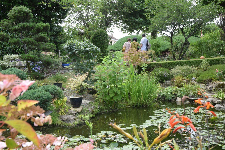 La Chaux | Visite Du Jardin Des Sources Organisée Le 15 Juillet dedans Chaux Jardin