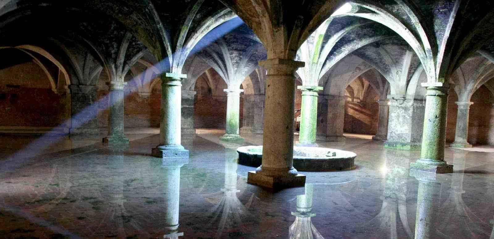 La Citerne D'el Jadida - Maroc dedans Les Jardins D El Jadida