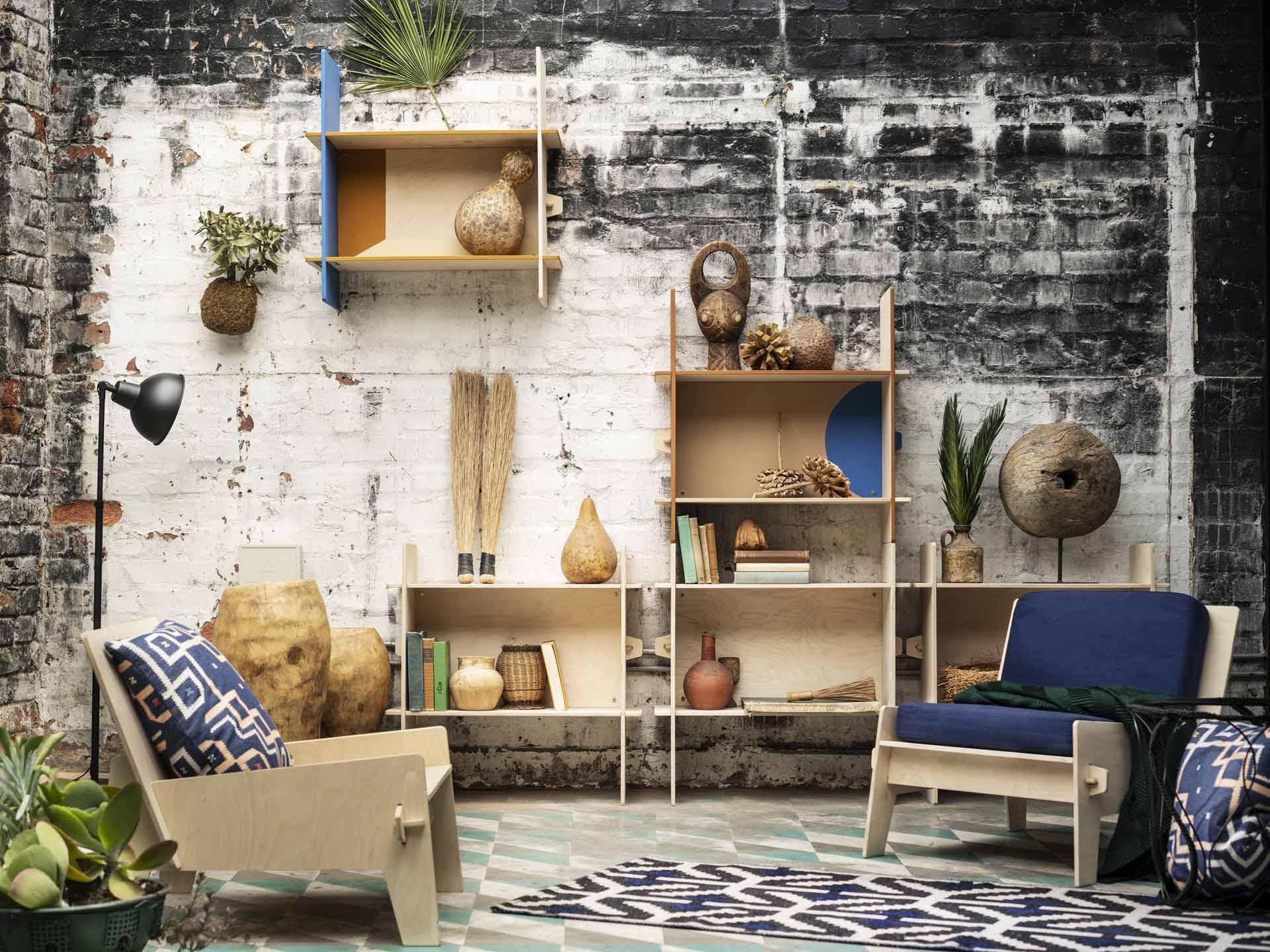 La Collection Déco Africaine Ikea Överallt - Cdeco.fr dedans Mobilier De Jardin Ikea