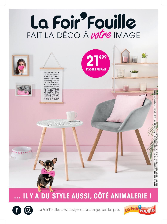 La Foir'fouille Fait La Déco À Votre Image. By La Foir ... concernant Salon De Jardin La Foir Fouille