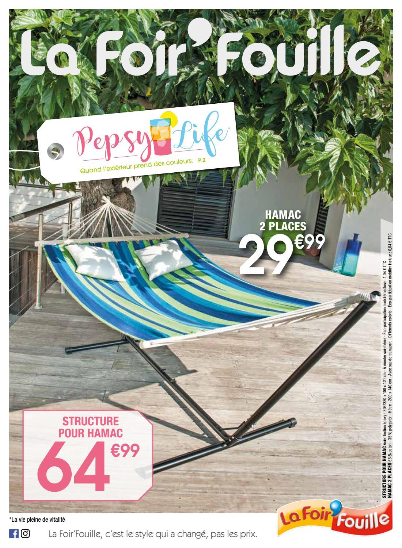 La Foir'fouille Martinique : Pepsy Life ! (Du 29 Mai Au 11 ... serapportantà Salon De Jardin La Foir Fouille