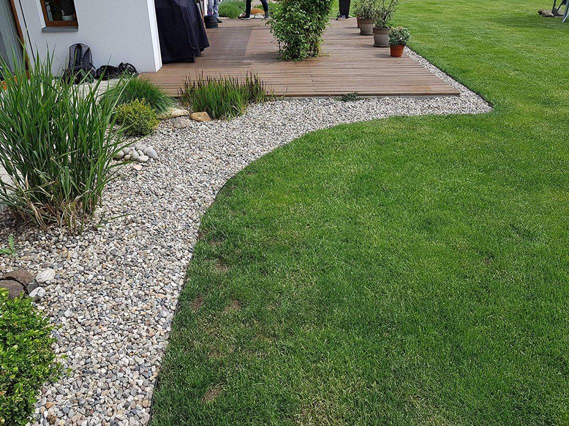La Meilleure Bordure De Jardin, Comparatif Et Avis - Le ... dedans Bordure Jardin Zinc