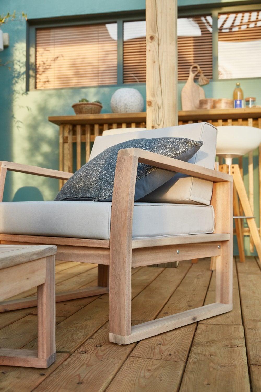La Nouvelle Collection De Salon De Jardin 2020 | Leroy Merlin destiné Leroy Merlin Mobilier De Jardin
