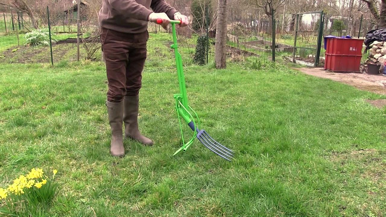 La Perrette - Bêche Automatique Pour Jardin destiné Beche Jardin