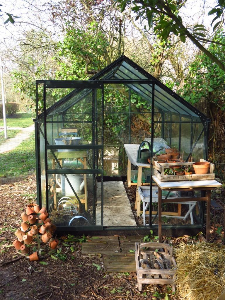 La Reprise - Un Nouveau Jardin tout Le Bon Coin Serre De Jardin
