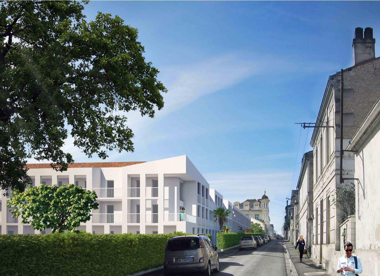 La Résidence Service Senior Les Girandières De Cognac Va ... concernant Tarif Les Jardins D Arcadie