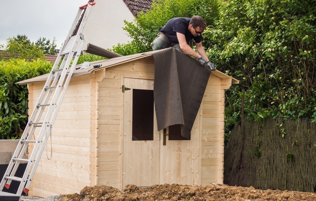 La Taxe Abri De Jardin Augmente À Nouveau En 2020, Êtes-Vous ... encequiconcerne Comment Faire Un Abri De Jardin