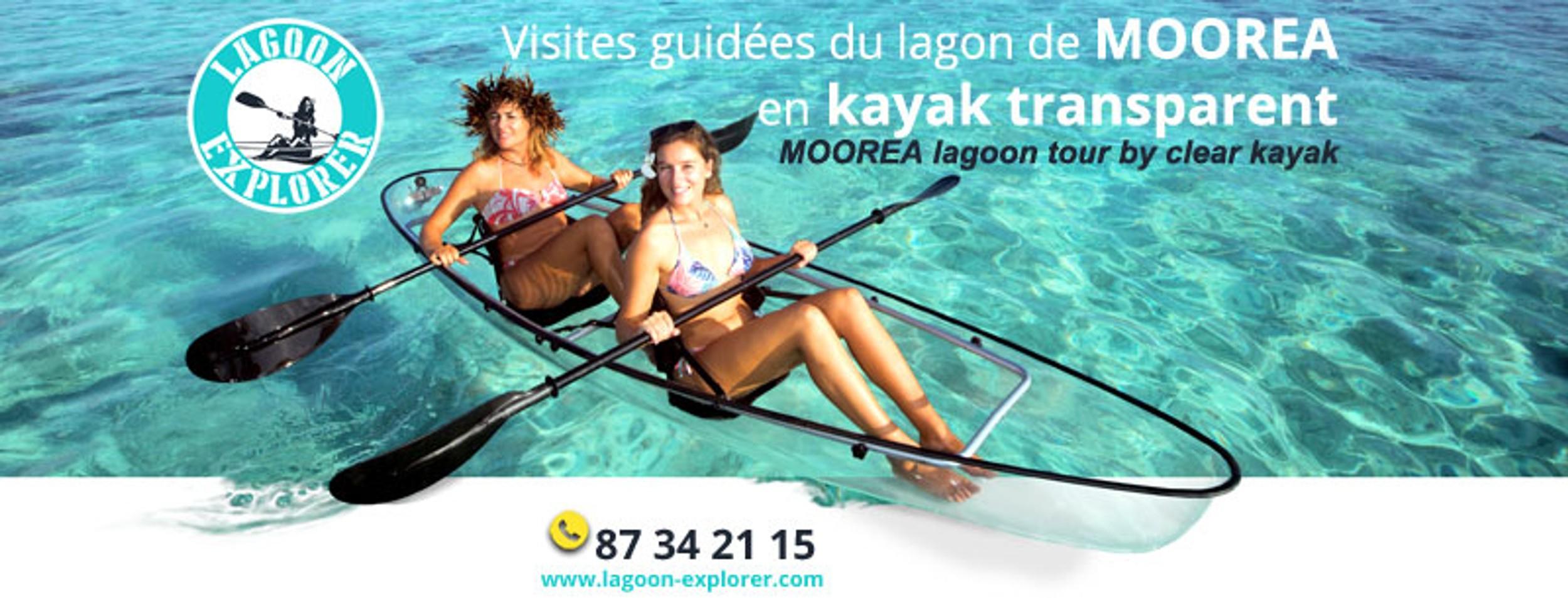 Lagoon Explorer | Activités À Moorea | Excursions Kayak ... destiné Location Maison Avec Jardin 34