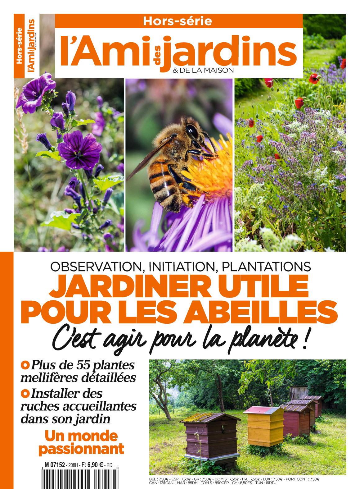 L'ami Des Jardins Hors-Serie N°208 tout L Ami Des Jardins Hors Série