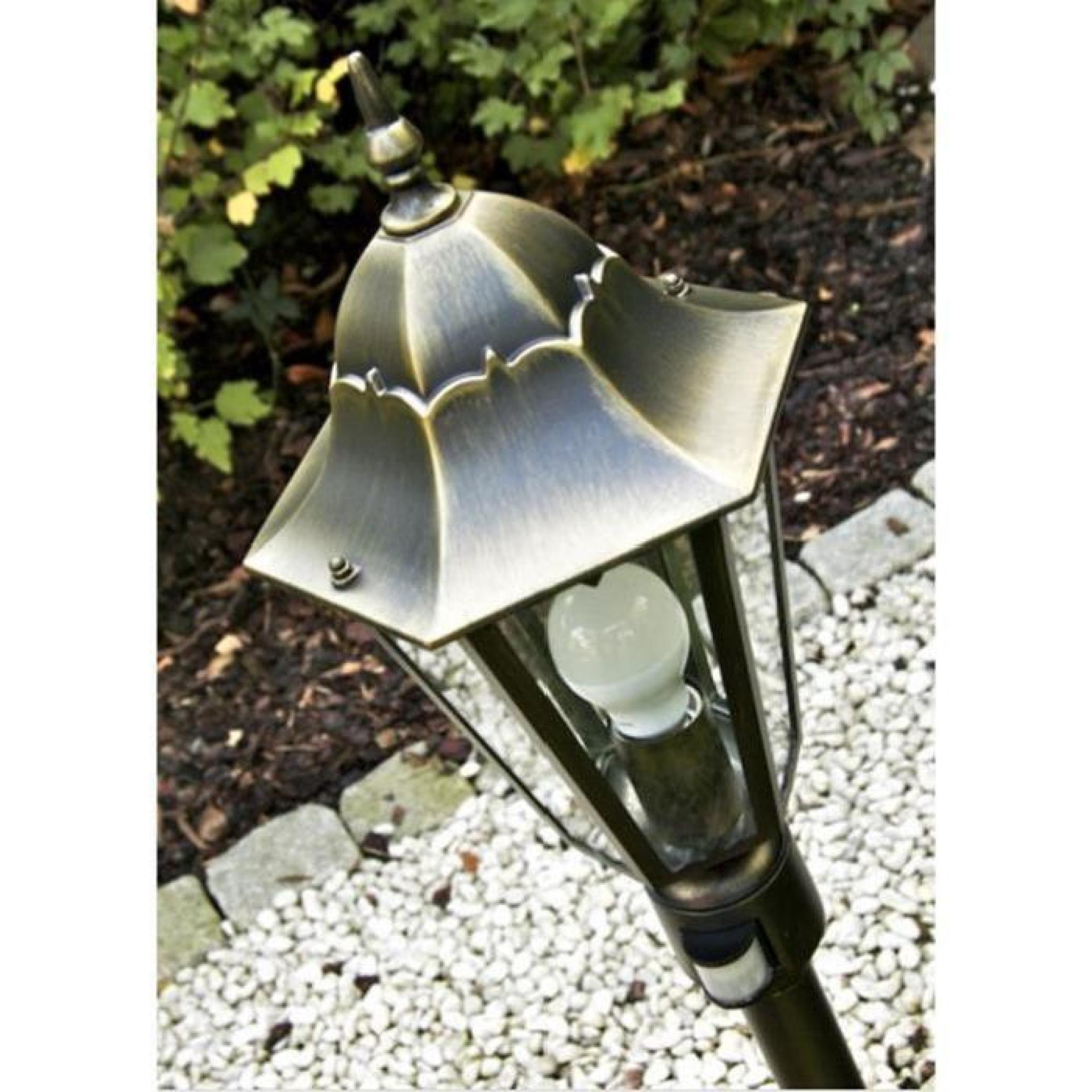 Lampadaire Extérieur Lampe Sur Pied Détecteur De Mouvement Lampe De Jardin intérieur Lampadaire De Jardin Sur Pied