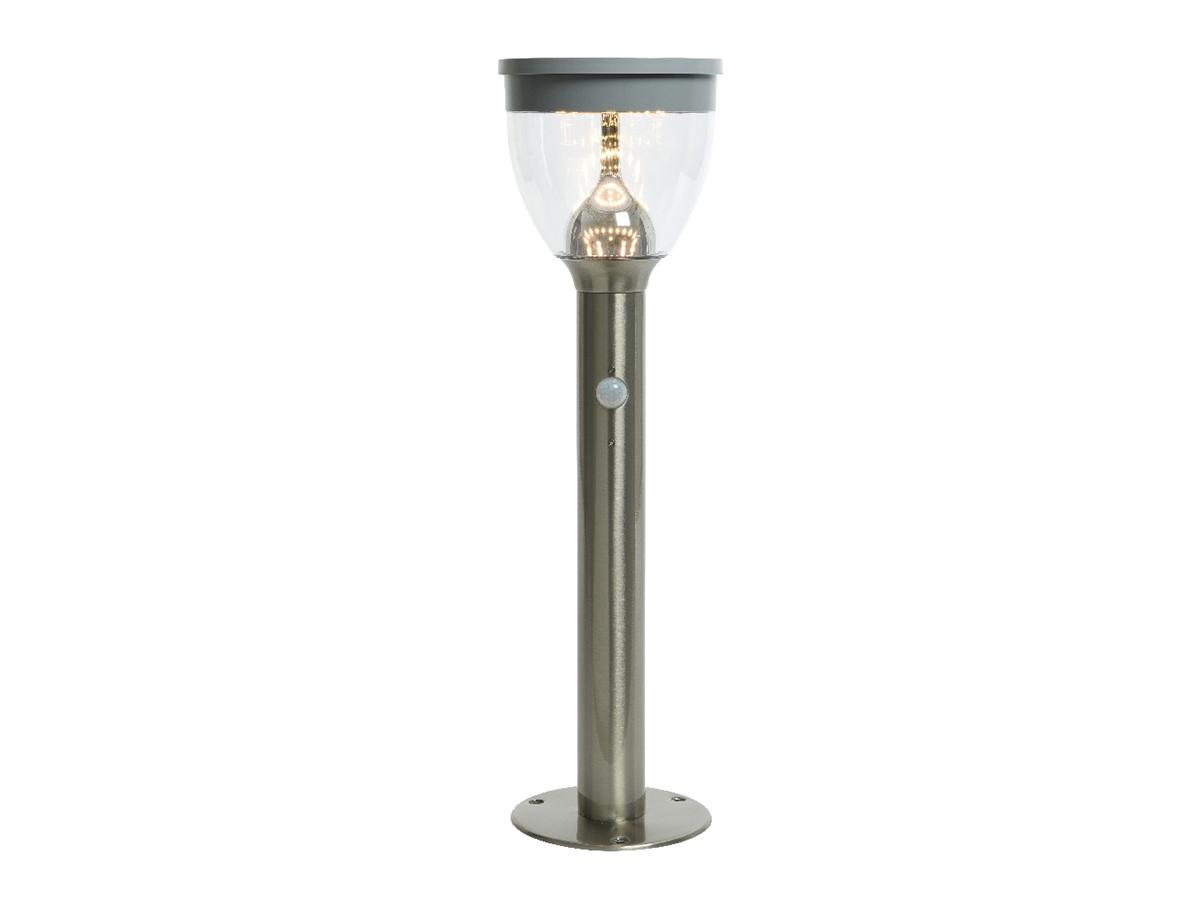 Lampe De Jardin Led Solaire Avec Détecteur De Mouvement - Jardideco pour Pile Pour Lampe Solaire De Jardin