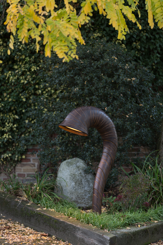 Lampe Décoration De Jardin En En Fer Forgé pour Decoration De Jardin En Fer Forgé