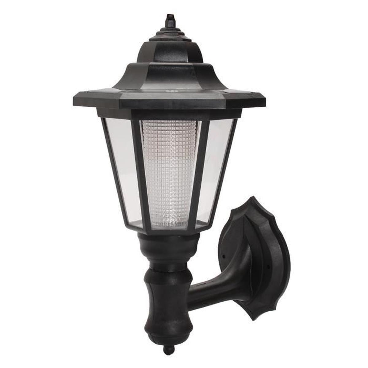 Lampe Solaire Led Imperméable Applique Murale Pour Paysage ... dedans Pile Pour Lampe Solaire De Jardin
