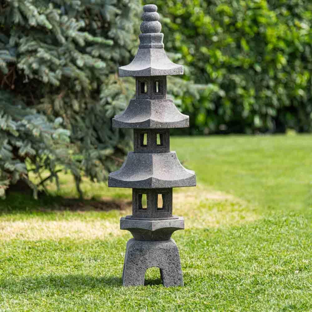 Lanterne Japonaise Jardin Zen Conception - Idees Conception ... pour Lanterne Japonaise Jardin