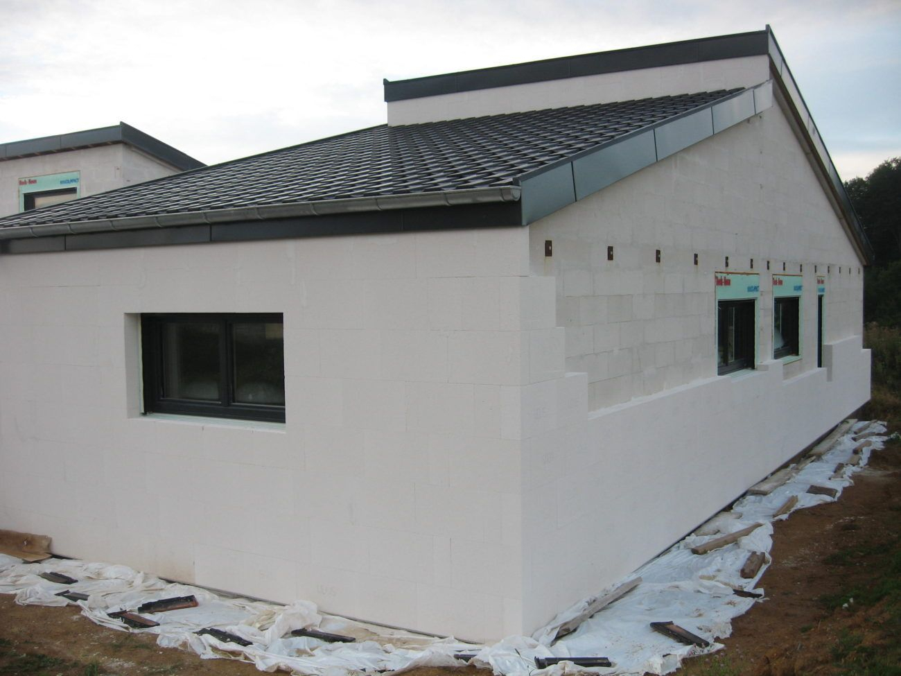 Le Beton Cellulaire | Bricolage | Béton Cellulaire, Beton Et ... encequiconcerne Abri De Jardin En Beton Cellulaire