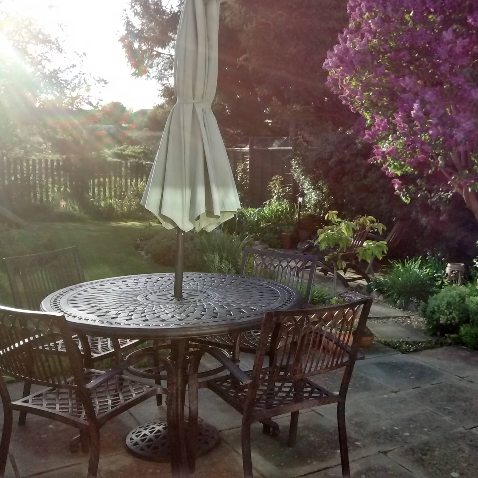 Le Blog De Lazy Susan | Meubles De Jardin, Déco Et Bons ... destiné Bon Plan Salon De Jardin