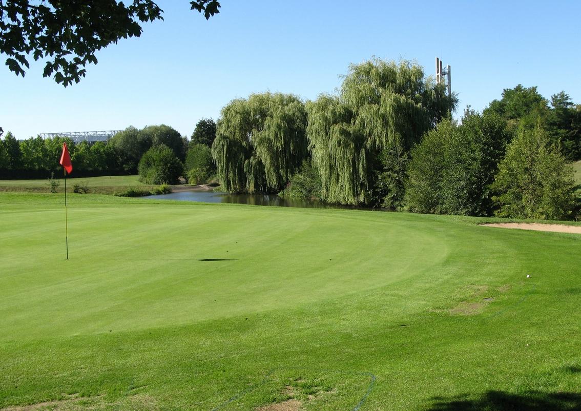 Le Golf De Metz Technopole – Les Jardins Du Golf concernant Les Jardins Du Golf Metz