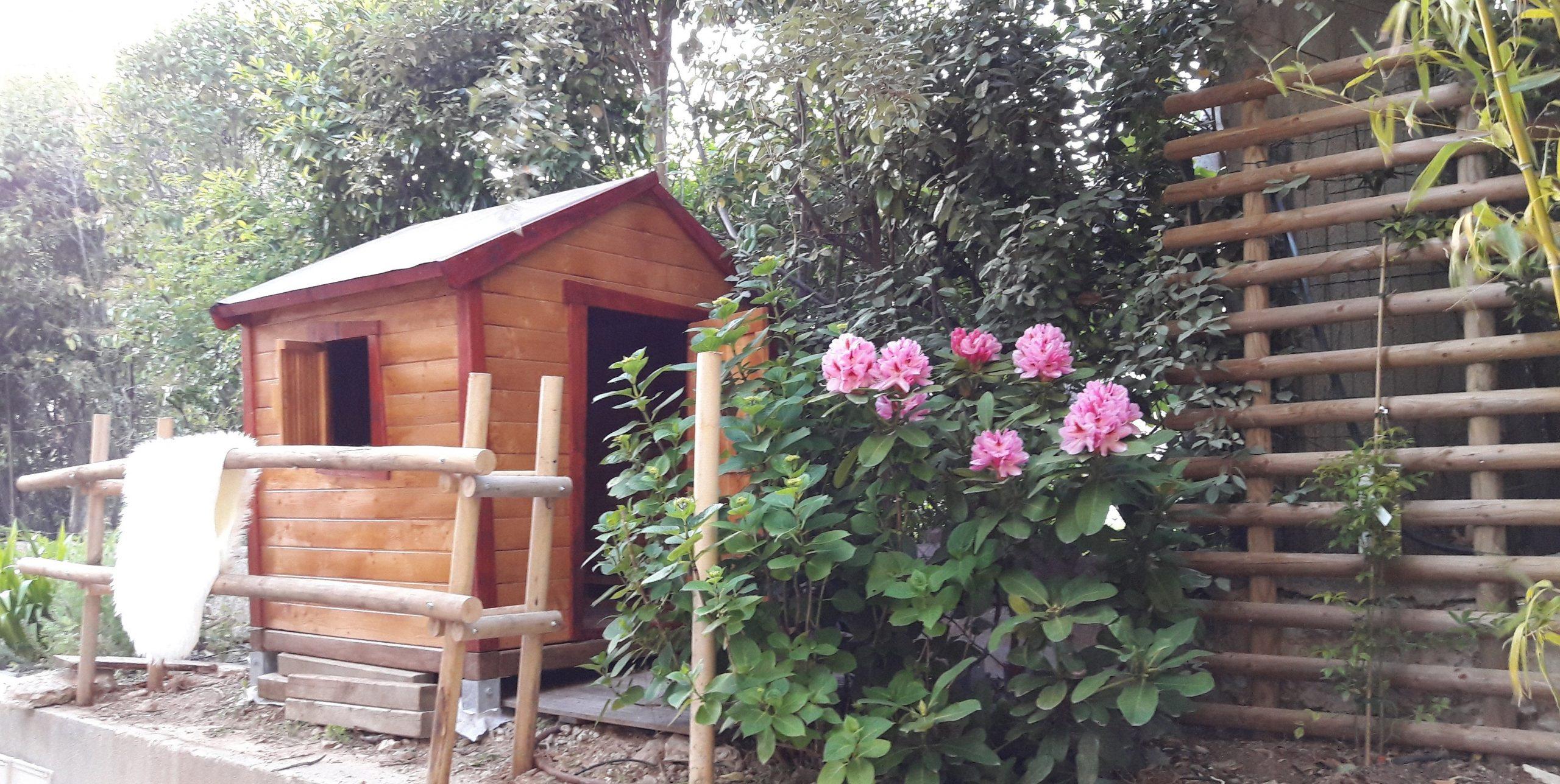 Le Jardin Cabane De Carla - Communauté Leroy Merlin avec Cabane De Jardin Leroy Merlin