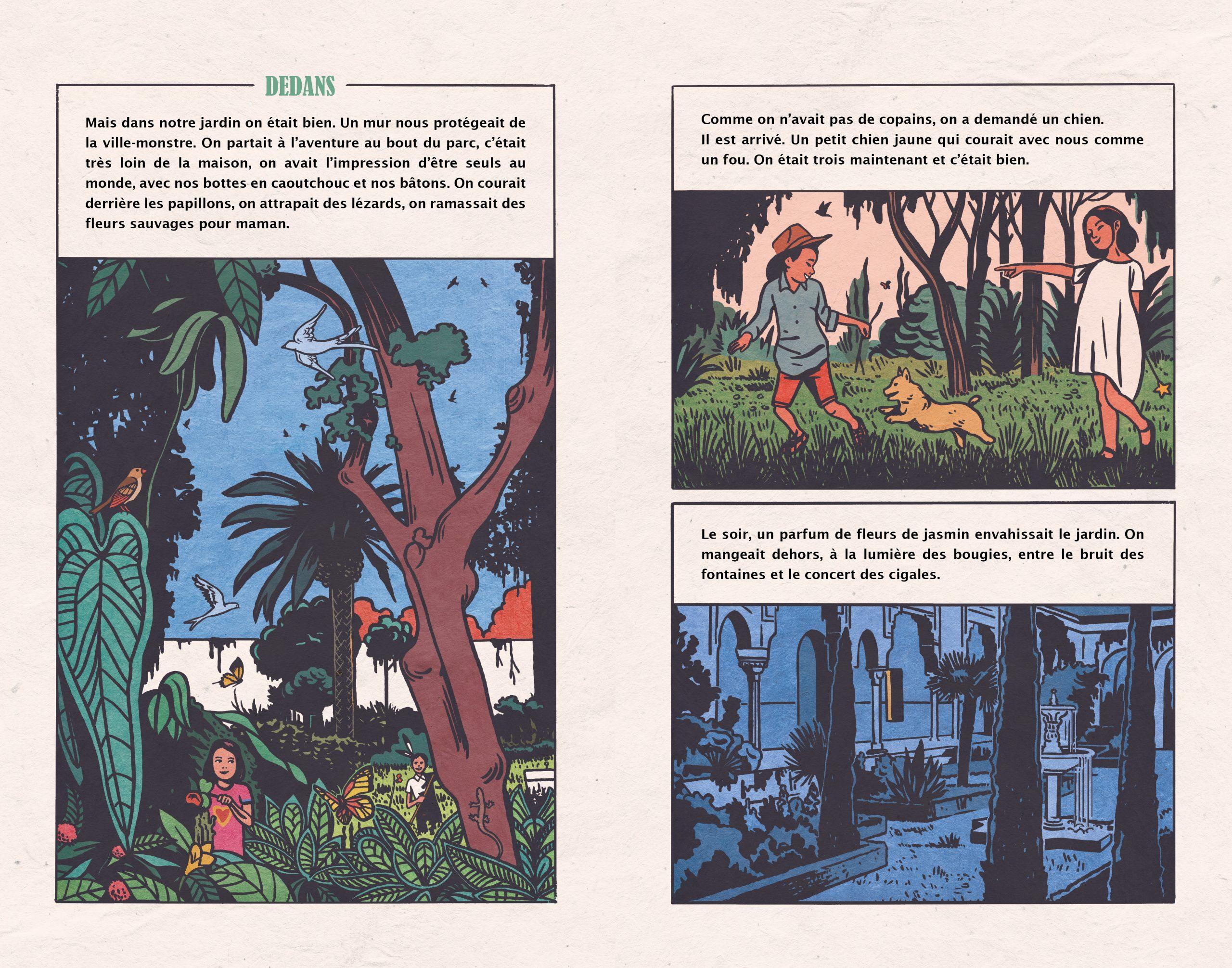 Le Jardin Du Dedans Dehors | Thepicturebookagency pour Botte De Jardin