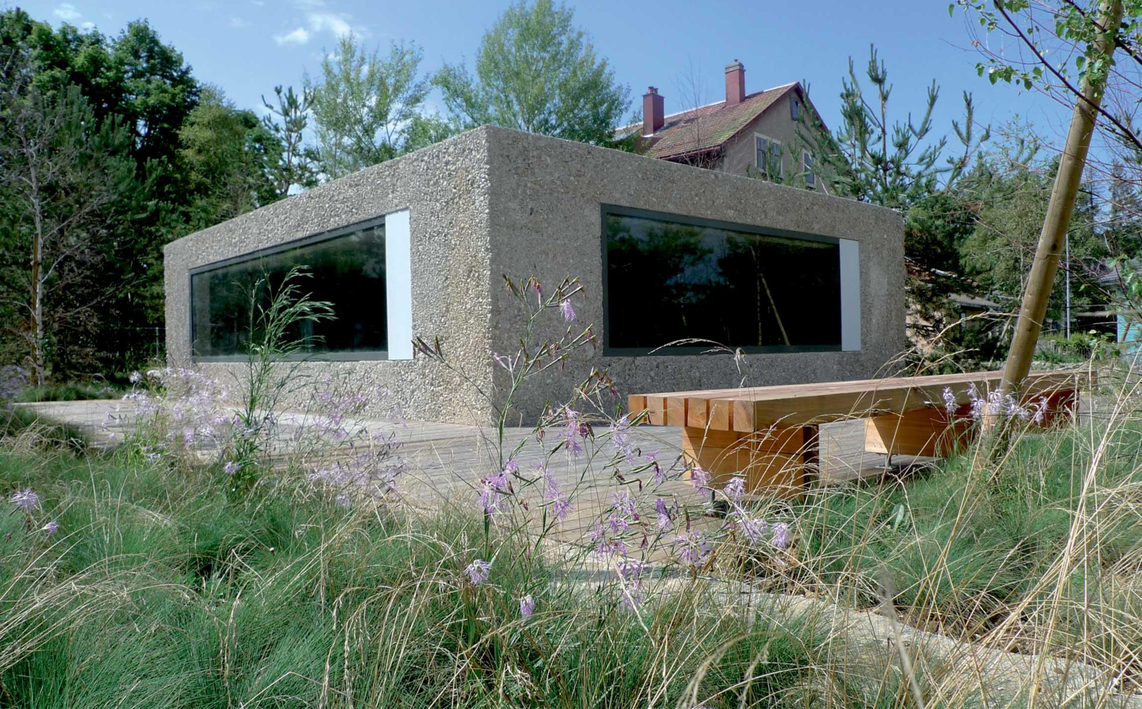 Le Jardin Du Temps, Le Brassus- Fondation Audemars Piguet avec Fondation Abri De Jardin