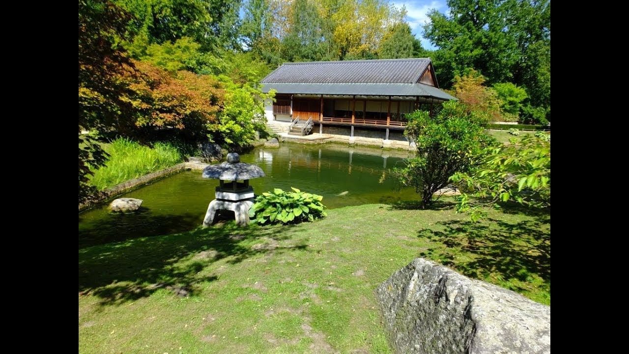 Le Jardin Japonais De Hasselt (Belgique) concernant Jardin Zen Belgique