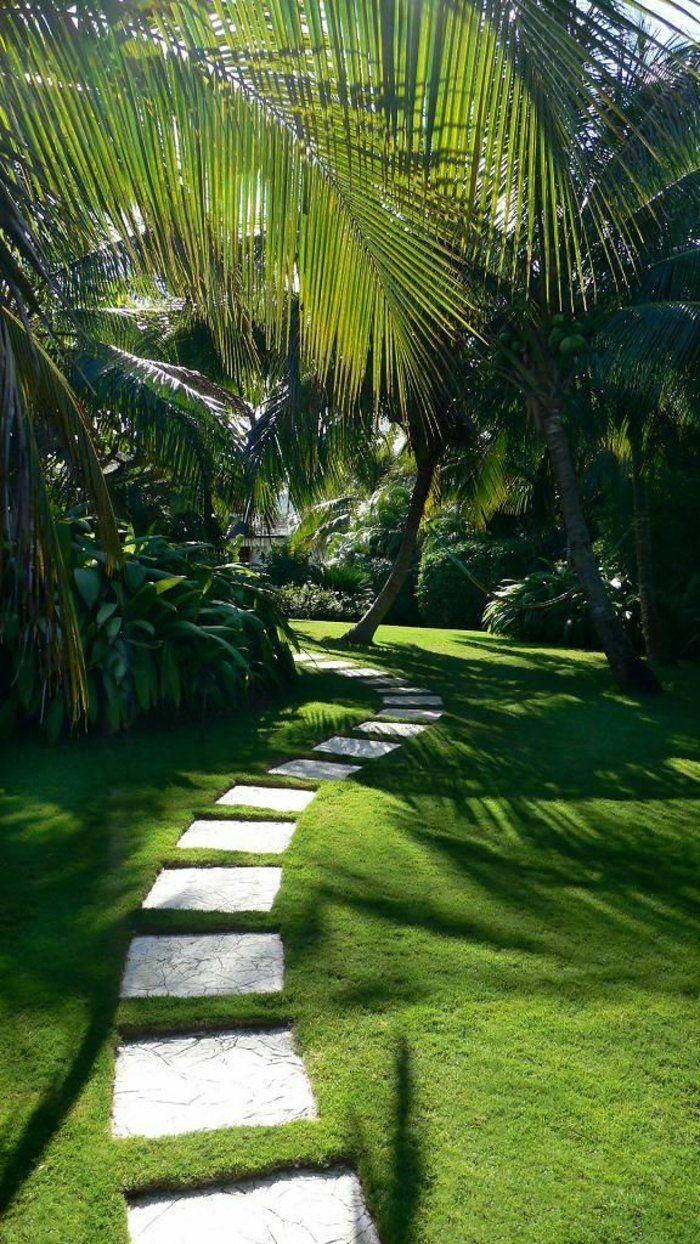Le Jardin Paysager - Tendance Moderne De Jardinage ... avec Jardin De Reve Paysagiste