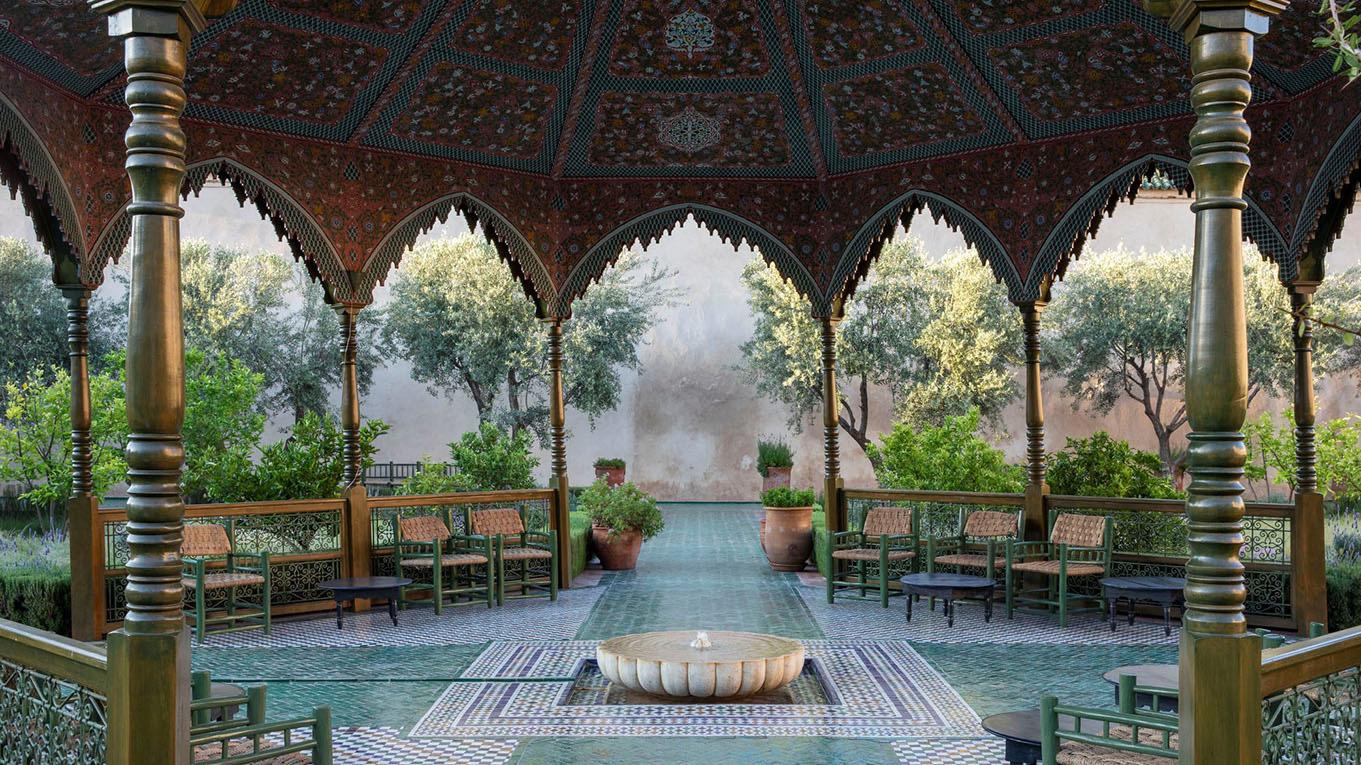 Le Jardin Secret Marrakech - Home serapportantà Prix Location Jardin