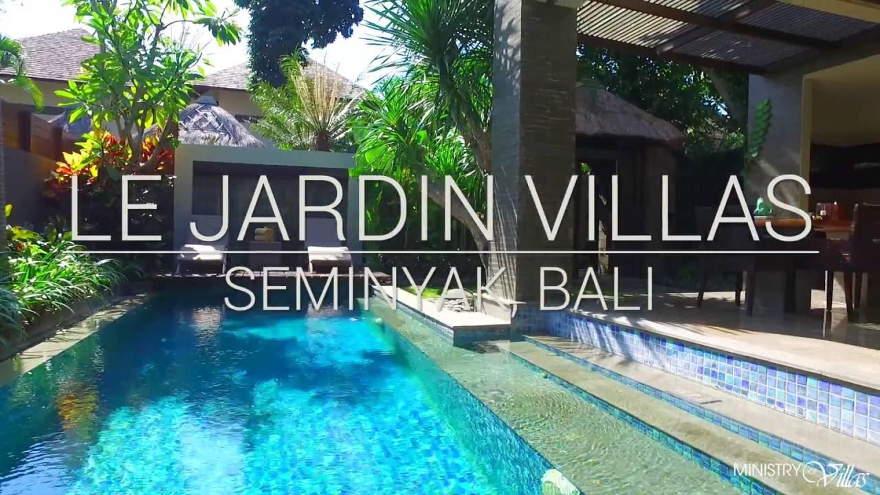 Le Jardin Villas - Seminyak, Bali concernant Les Jardins Des Villas